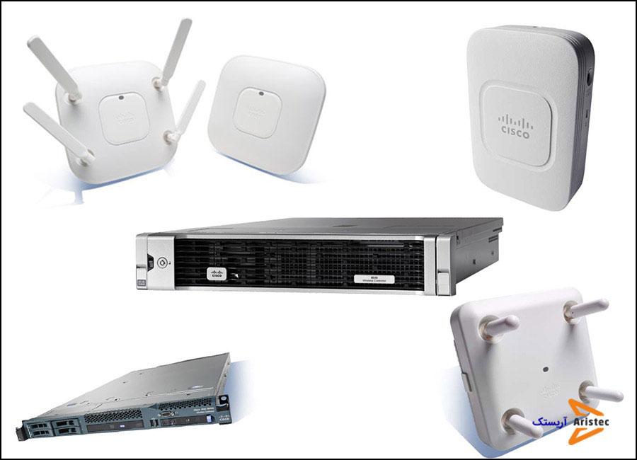 تجهیزات شبکه های کامپیوتری سیسکو - آریستک
